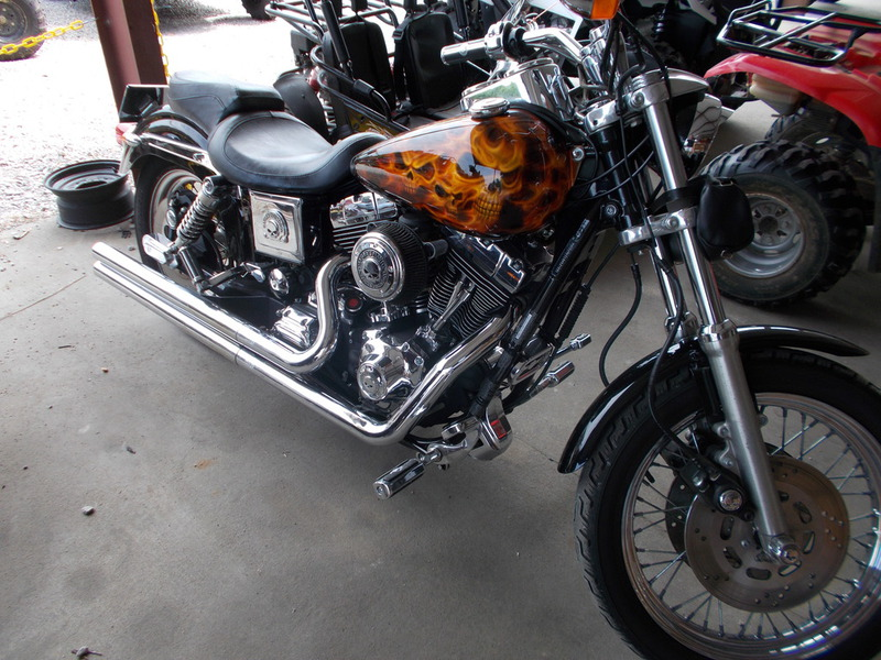 1999 Harley Davidson Dyna Low Rider, motorcycle listing