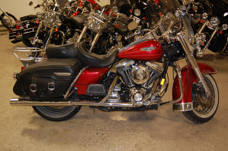 1999 Harley-Davidson FLHRC - Road King Classic, motorcycle listing