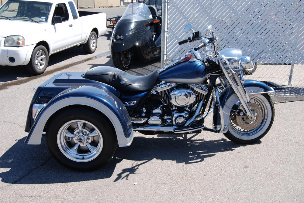 1999 Harley-Davidson FLHRC, motorcycle listing