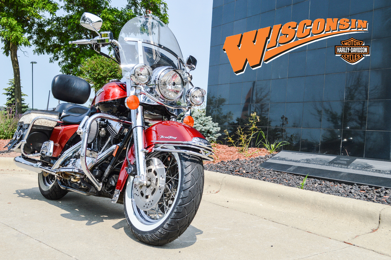 1999 Harley-Davidson FLHRCI Road King Classic, motorcycle listing