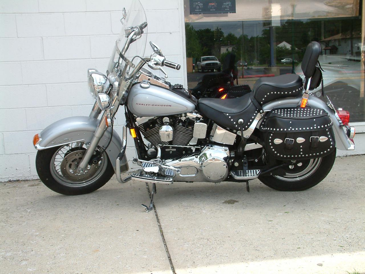 1999 Harley-Davidson FLSTC Heritage Softail Classic, motorcycle listing