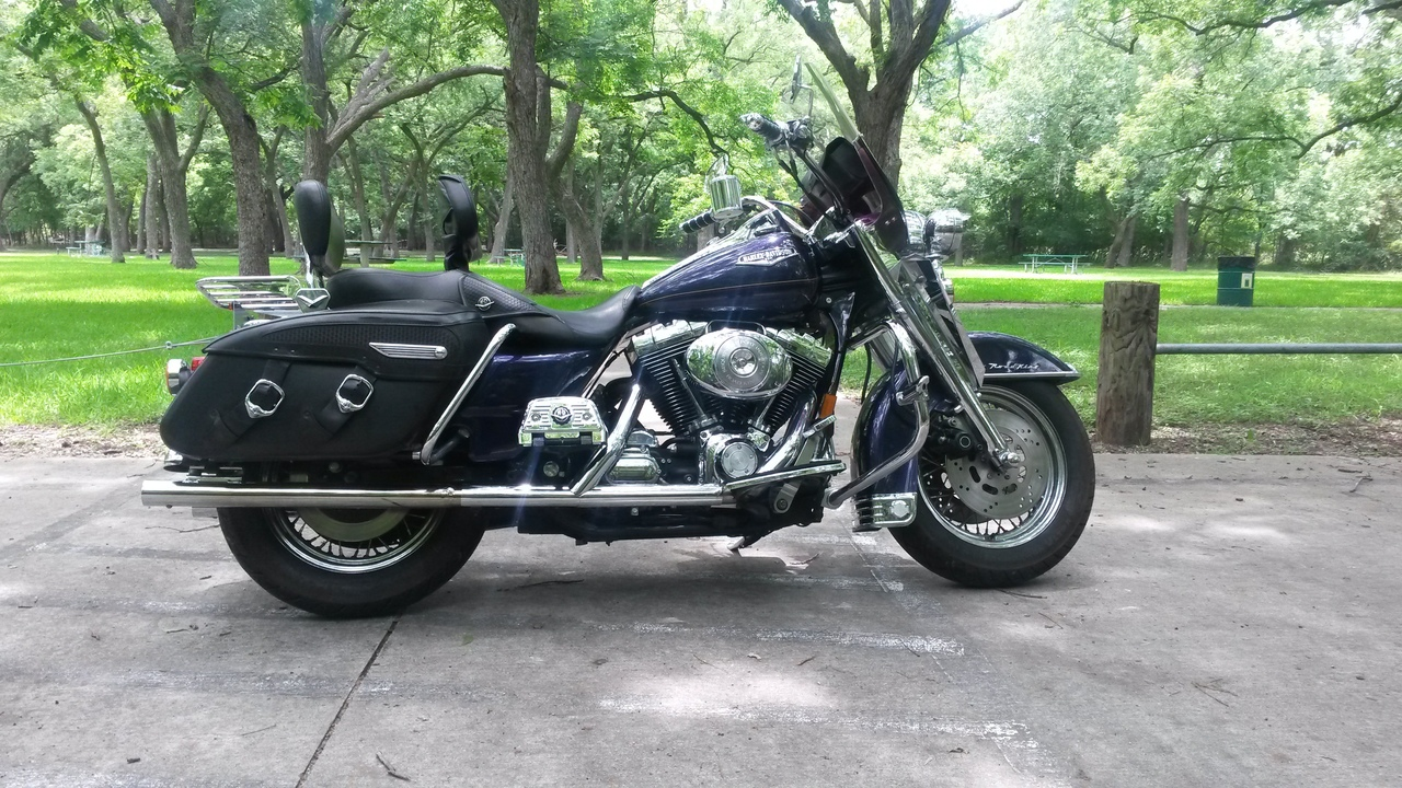 1999 Harley-Davidson Road King CLASSIC, motorcycle listing