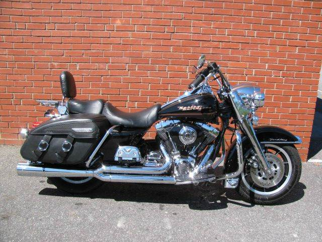 1999 Harley-Davidson Road King, motorcycle listing