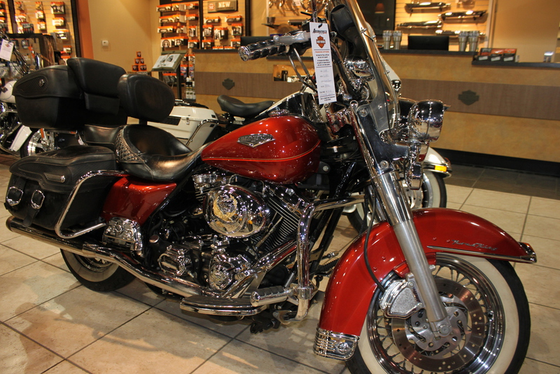 2000 Harley Daivdson FLHRC- Road King Classic, motorcycle listing