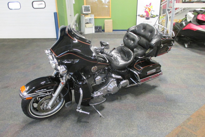 2000 Harley Dav ULTRA CLASSIC, motorcycle listing