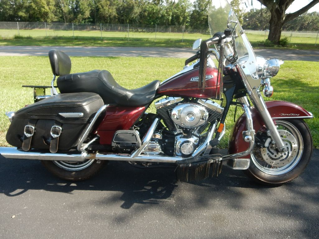 2000 Harley Davidosn ROAD KING, motorcycle listing