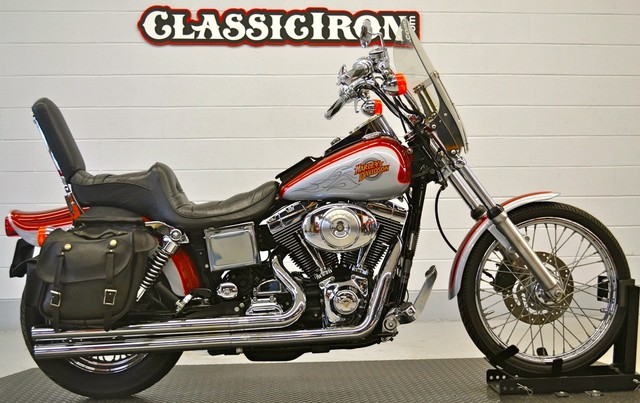 2000 Harley-Davidson Dyna, motorcycle listing