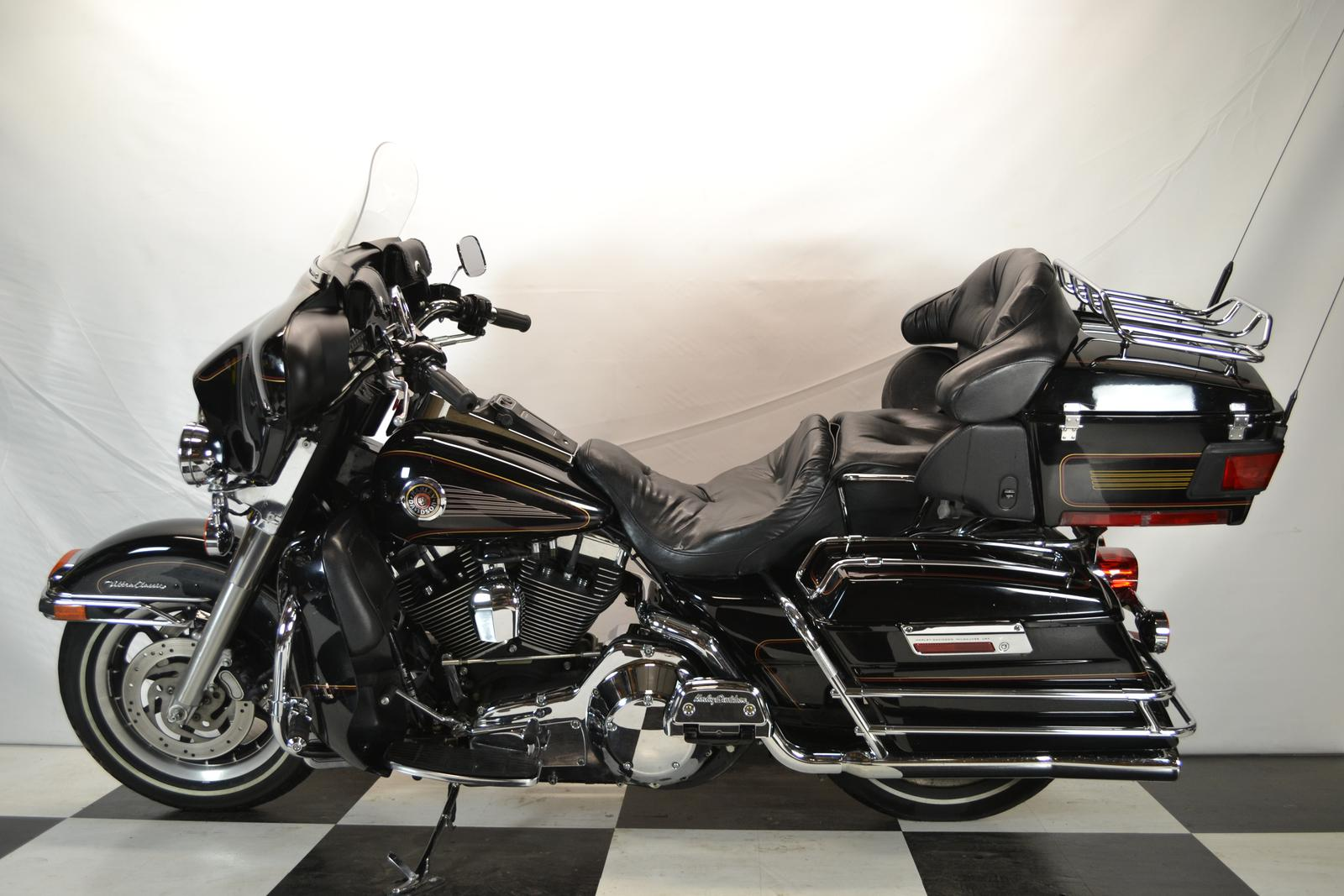 2000 Harley-Davidson FLHDUC, motorcycle listing