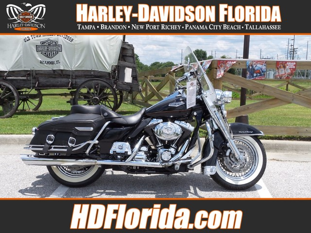 2000 Harley-Davidson FLHRC ROAD KING CLASSIC, motorcycle listing