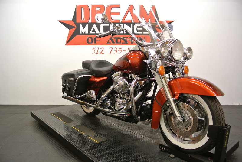 2000 Harley-Davidson FLHRCI - Road King Classic *Loaded & Cus, motorcycle listing