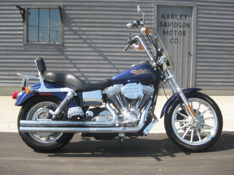 2000 Harley-Davidson FXD, motorcycle listing