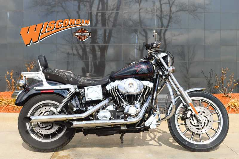 2000 Harley-Davidson FXDS Dyna Convertible, motorcycle listing
