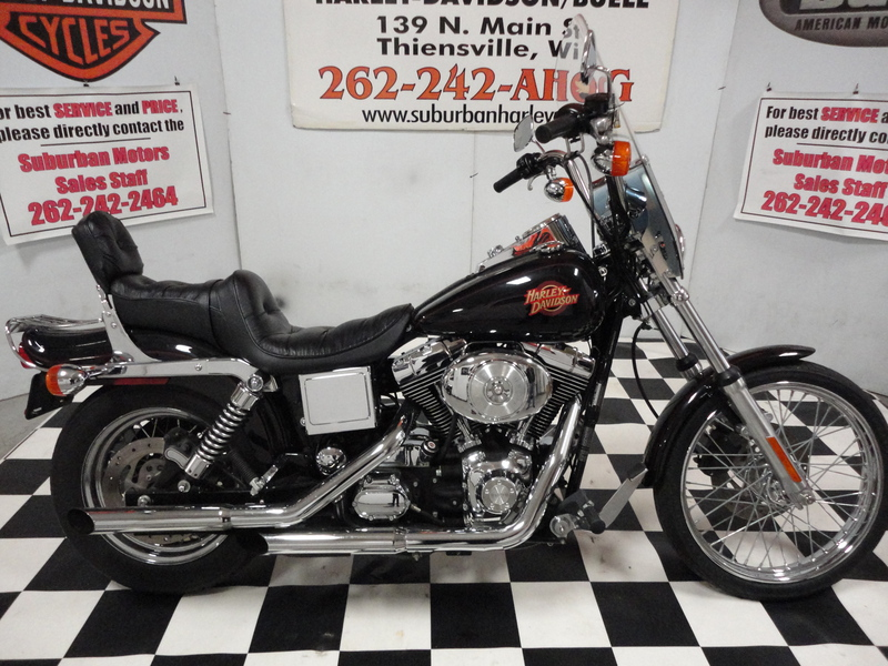 2000 Harley-Davidson FXDWG, motorcycle listing