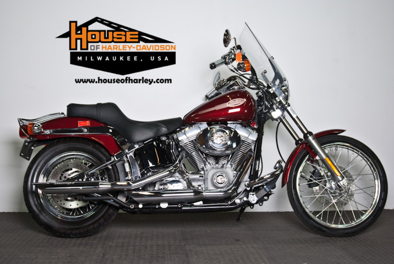 2000 Harley-Davidson FXST Softail Standard, motorcycle listing