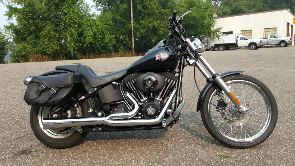 2000 Harley-Davidson FXSTB Night Train, motorcycle listing