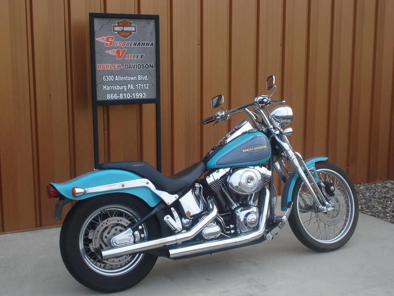 2000 Harley-Davidson FXSTS, motorcycle listing