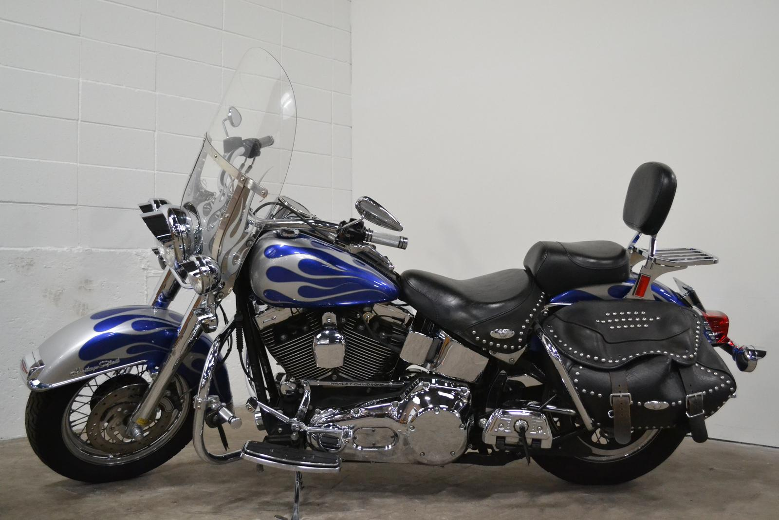 2000 Harley-Davidson Heritage SoftTail, motorcycle listing