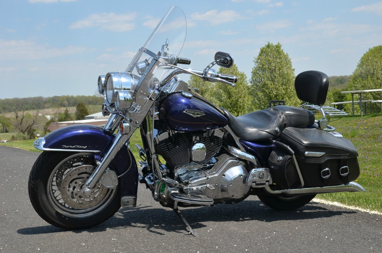 2000 Harley-Davidson Road King Classic FLHRC, motorcycle listing