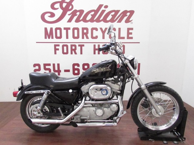 2000 Harley-Davidson Sportster XL883C, motorcycle listing