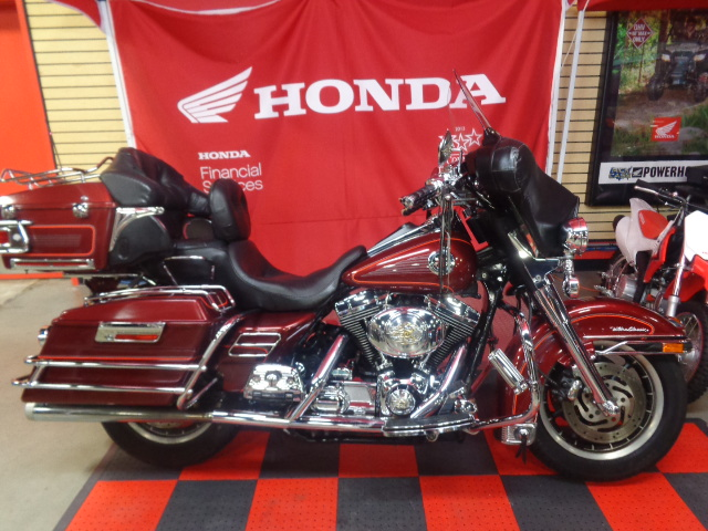2000 Harley-Davidson Ultra Classic Electra Glide FLHTCUI, motorcycle listing