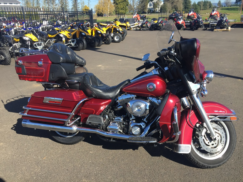 2000 Harley-Davidson Ultra Classic Electra Glide, motorcycle listing