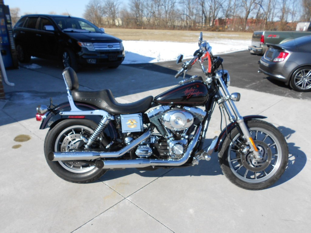 2000 Harley-Davidson® FXDS-CONV Dyna® Convertible, motorcycle listing