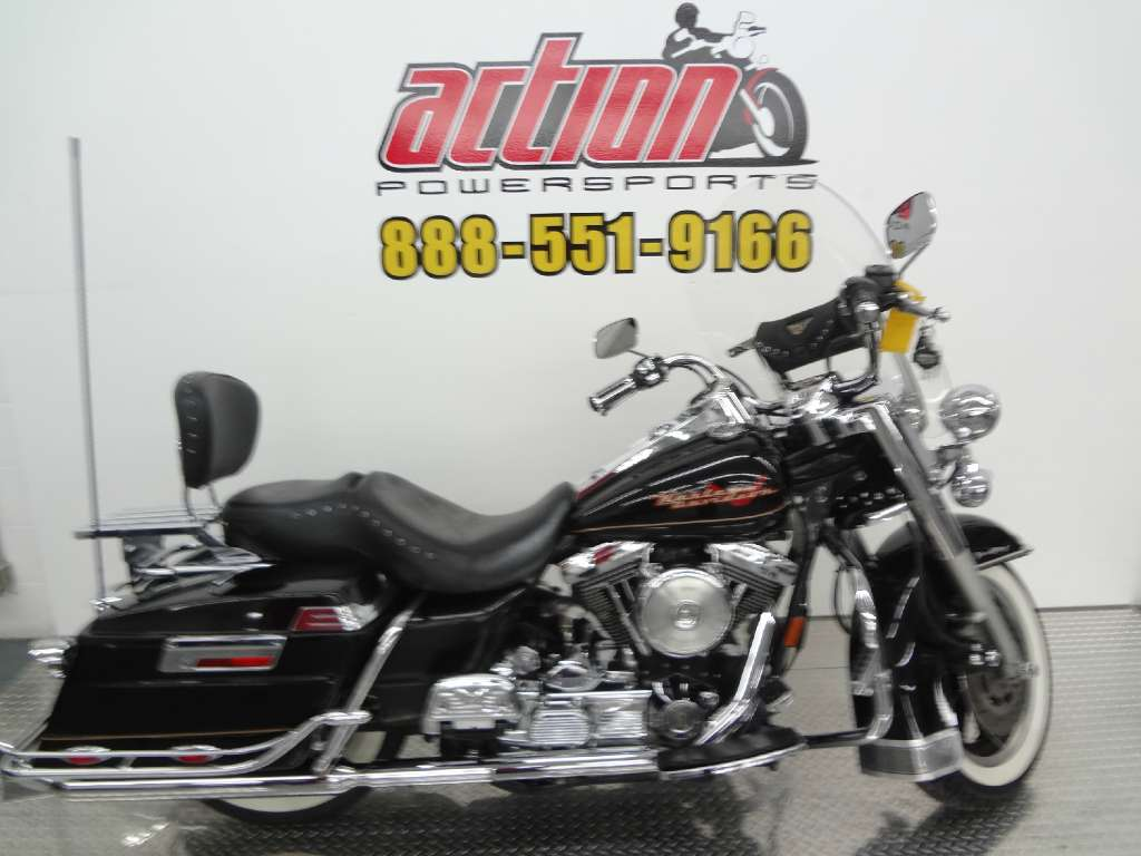 1997 Harley-Davidson Road King, motorcycle listing