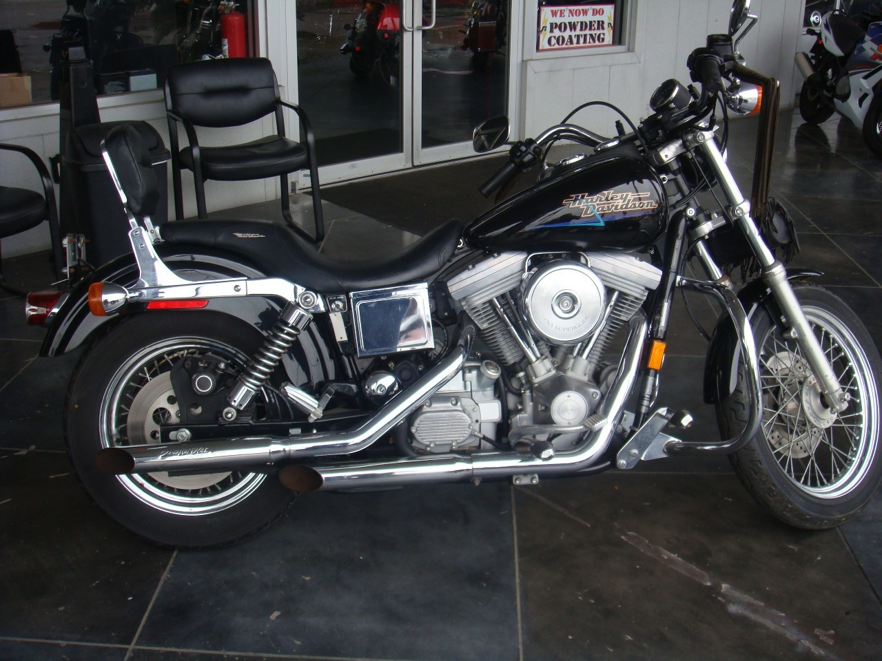 1998 Harley-Davidson DYNA, motorcycle listing