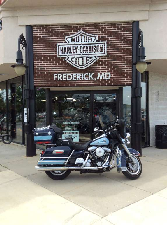 1998 Harley-Davidson Electra Glide Classic - Shrine, motorcycle listing
