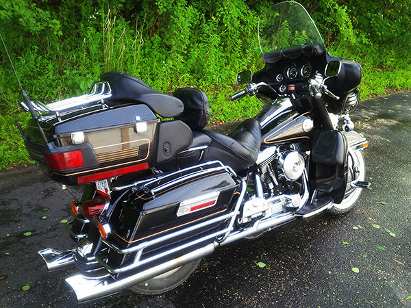 1998 Harley-Davidson Electra Glide ULTRA CLASSIC, motorcycle listing