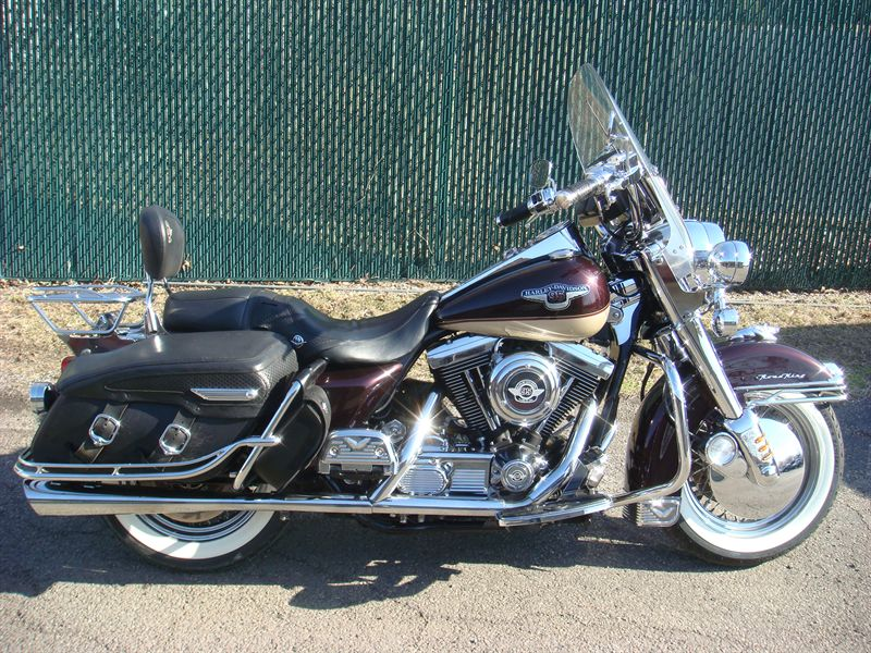 1998 Harley-Davidson FLHRC-I ANNIV ROAD KING CLASSIC, motorcycle listing