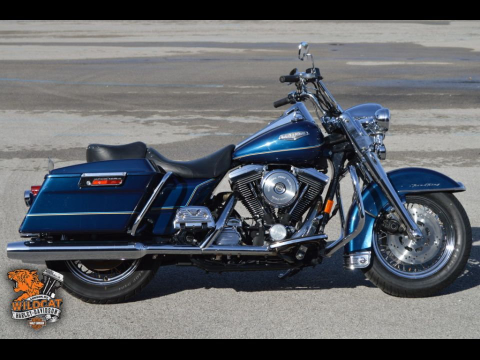 1998 Harley-Davidson FLHRC-Road King Classic, motorcycle listing