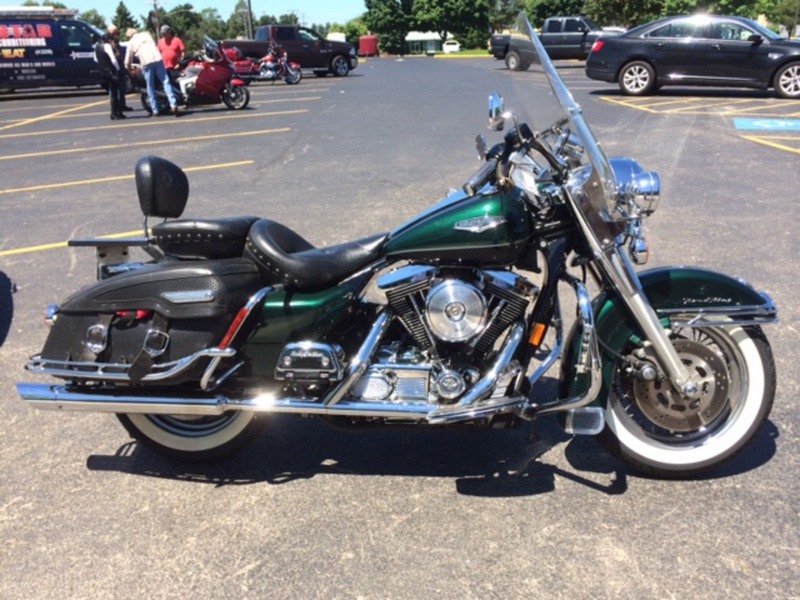 1998 Harley-Davidson FLHRCI - Road King Classic, motorcycle listing