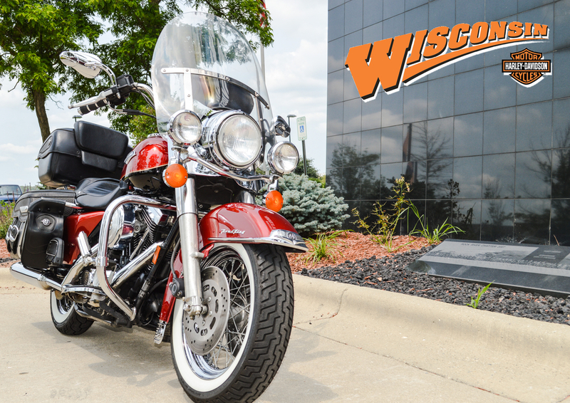 1998 Harley-Davidson FLHRCI Road King Classic, motorcycle listing