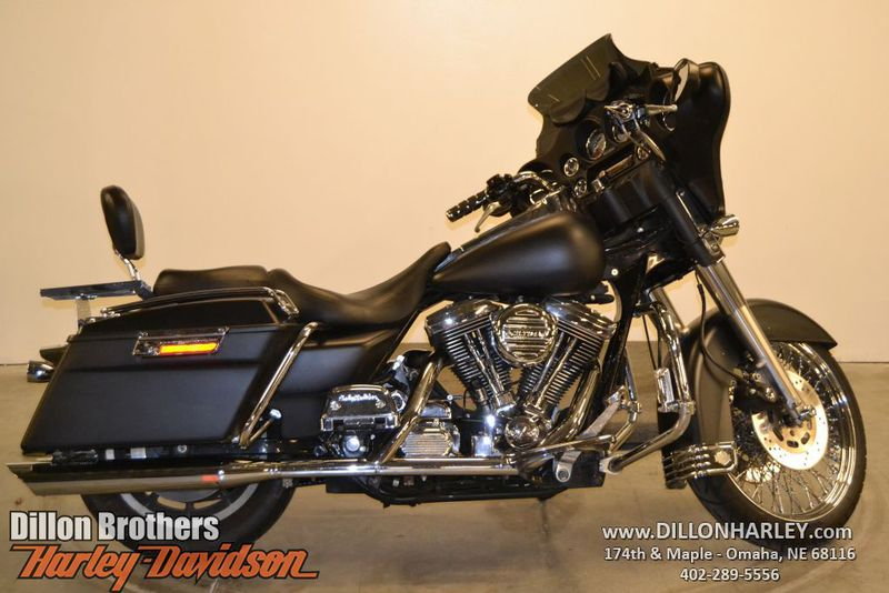 1998 Harley-Davidson FLHTC SHRINE, motorcycle listing