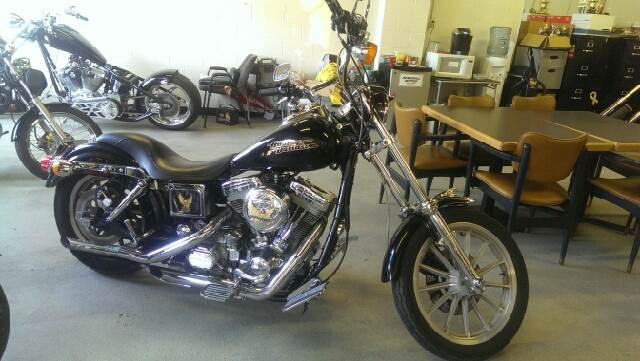 1998 Harley-Davidson FXD, motorcycle listing