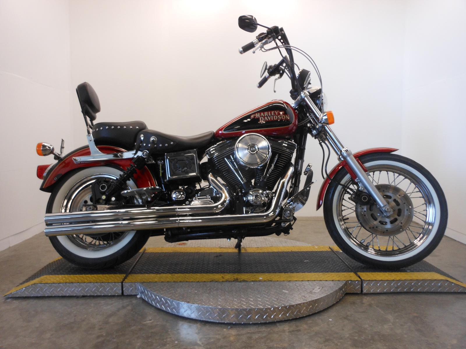 1998 Harley-Davidson FXDS, motorcycle listing