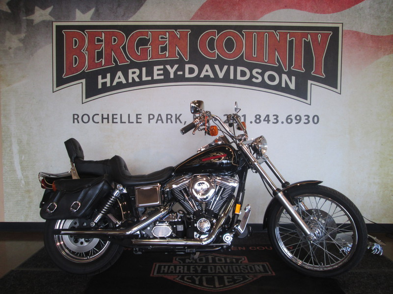 1998 Harley Davidson FXDWG, motorcycle listing