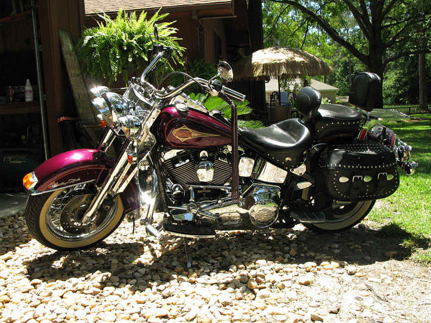 1998 Harley-Davidson Heritage Softail CLASSIC, motorcycle listing