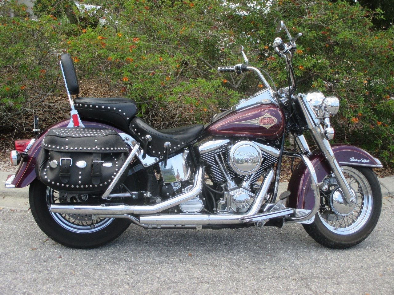 1998 Harley-Davidson Softail , motorcycle listing