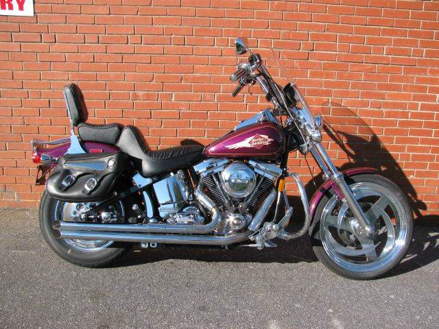 1998 Harley-Davidson Softtail, motorcycle listing