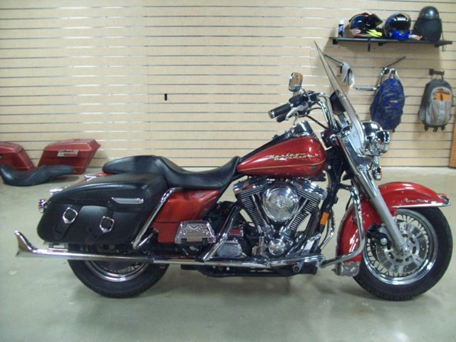 1998 Harley-Davidson  Touring Road King , motorcycle listing