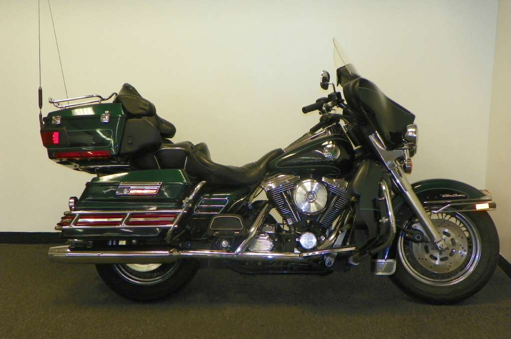 1998 Harley-Davidson Ultra Classic Electra Glide, motorcycle listing