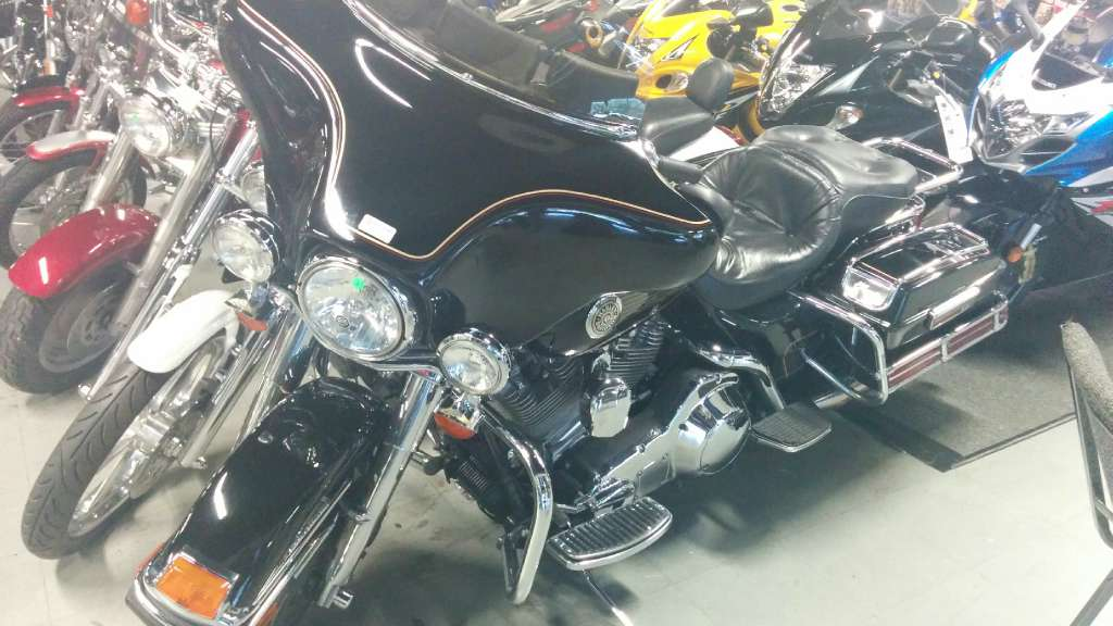 1998 Harley-Davidson Ultra Classic, motorcycle listing