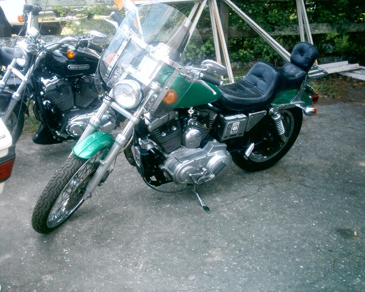 1998 Harley-Davidson XL1200 SPORTSTER, motorcycle listing