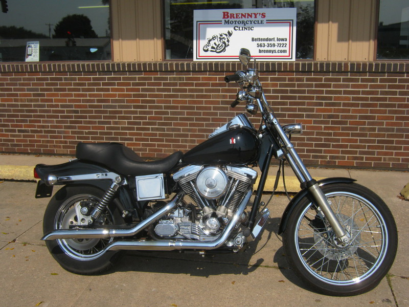 1998 Sundance Custom FXDWG - Dyna Wide Glide Style, motorcycle listing