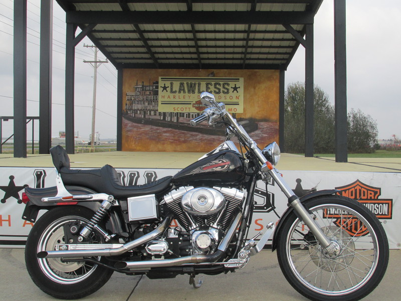 1999 Harley-Davidson Dyna Wide Glide - FXDWG, motorcycle listing