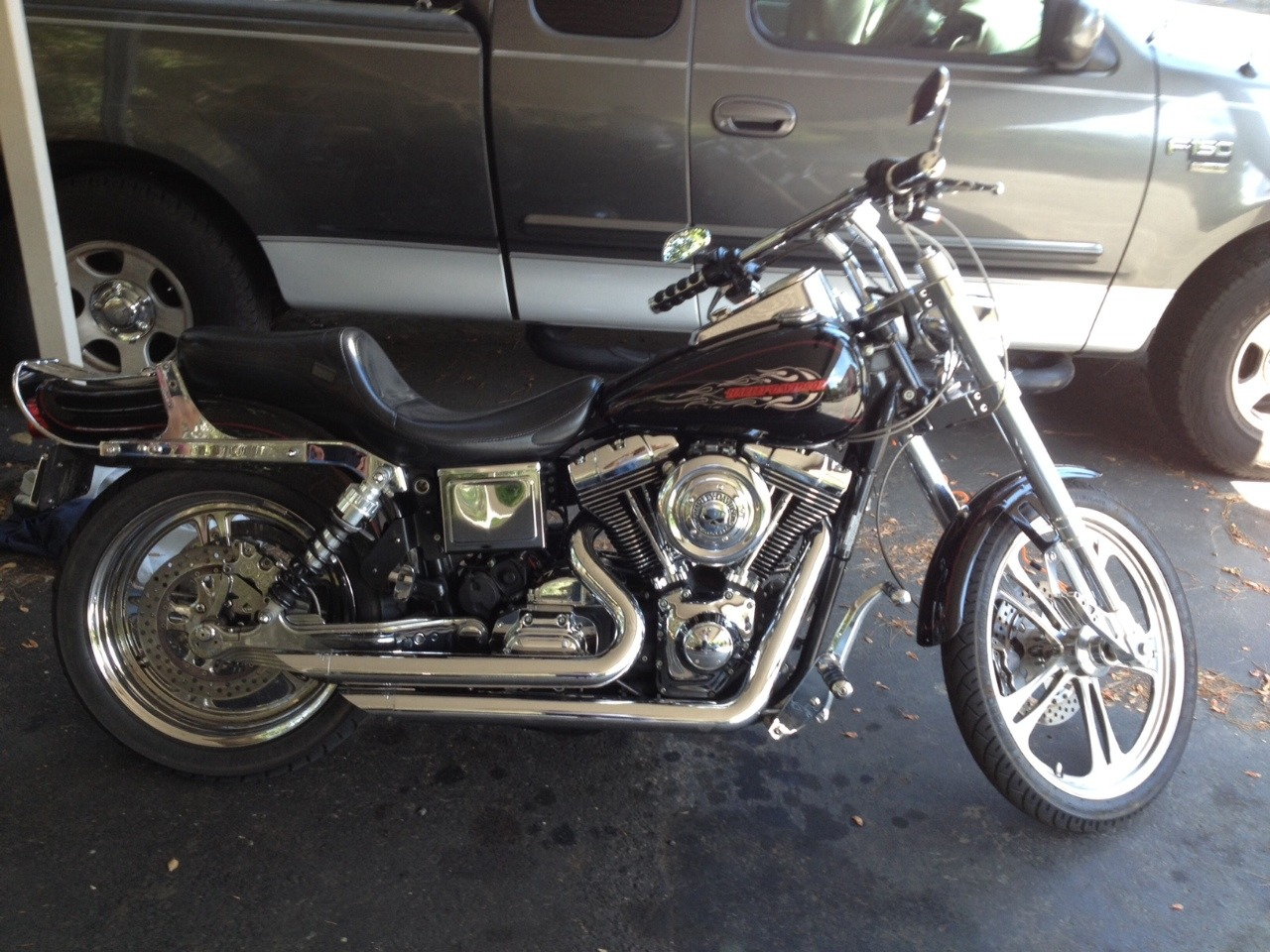 1999 Harley-Davidson Dyna Wide Glide CVO, motorcycle listing