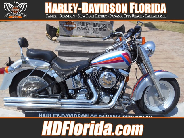 1999 Harley-Davidson FLSTF SOFTAIL FAT BOY, motorcycle listing