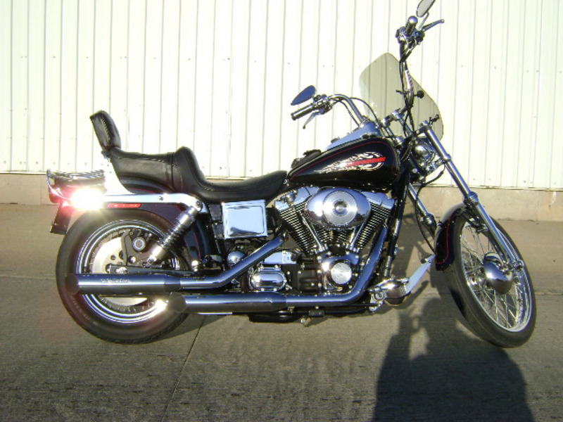 1999 Harley-Davidson FXDWG-Wideglide, motorcycle listing